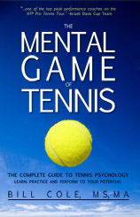 The Mental Game Of Tennis,  book by Bill Cole