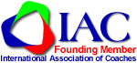 International Association of Coaches Founding Member